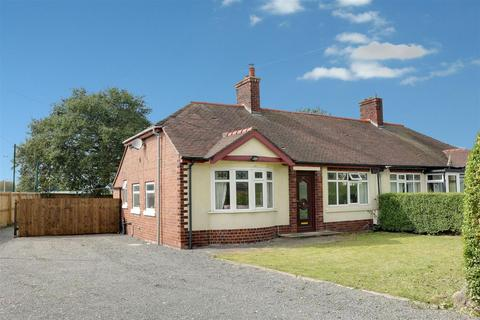 2 bedroom semi-detached bungalow for sale - Hassall Road, Alsager