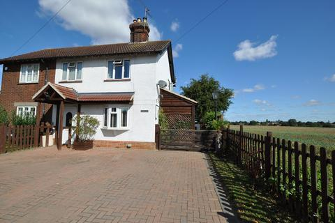 3 bedroom semi-detached house for sale - Roxwell Road, Writtle, Chelmsford, CM1
