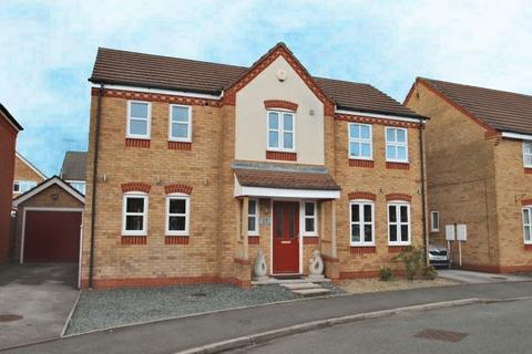4 bedroom detached house for sale - Woodrow Way, Chesterton, Newcastle-under-Lyme