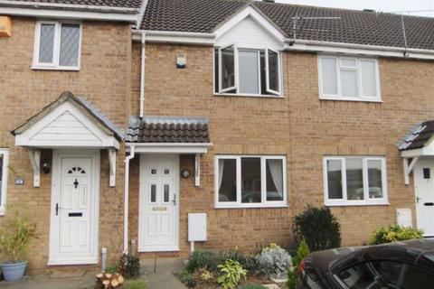 2 bedroom terraced house to rent - Wetherby Court, Downend, Bristol