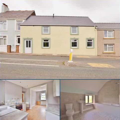 3 bedroom terraced house for sale - Hubberston Road, Hubberston, Milford Haven