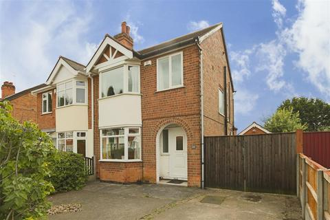 3 bedroom semi-detached house for sale - Charlbury Road, Wollaton, Nottinghamshire, NG8 1ND