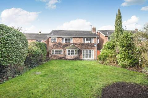 4 bedroom detached house for sale - Walden Avenue, Arborfield, RG2