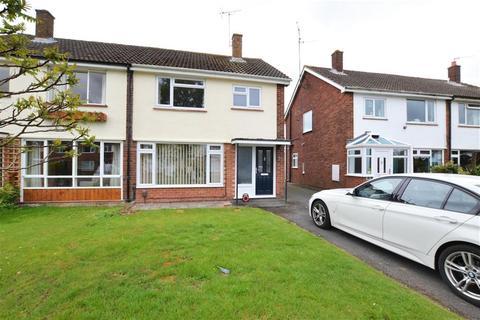 3 bedroom semi-detached house for sale - Caernarvon Road, Hatherley, Cheltenham, Gloucestershire