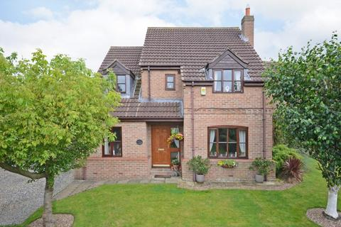4 bedroom detached house for sale - Forge Close, Melbourne