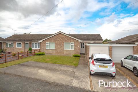 3 bedroom semi-detached bungalow for sale - Birch Avenue, Stowmarket IP14