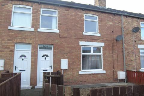 2 bedroom terraced house to rent - Juliet Street, Ashington, Northumberland, NE63 9EA