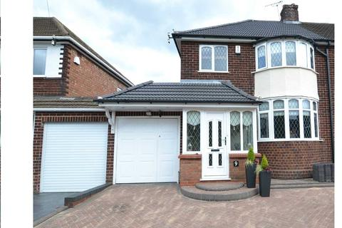 3 bedroom semi-detached house for sale - Kingswood Drive, Streetly, Sutton Coldfield