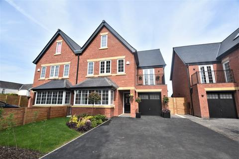 5 bedroom semi-detached house for sale - The Boundary, Clarendon Crescent, Sale