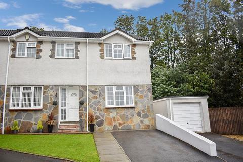 4 bedroom semi-detached house for sale - Ty Gwyn Drive, Brackla, Bridgend. CF31 2QF