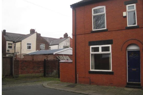 2 bedroom end of terrace house to rent - Norbury Ave, Salford, Manchester M6