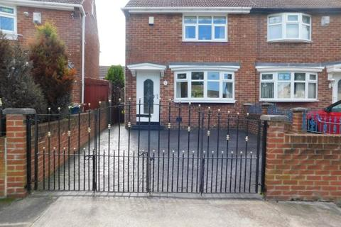 2 bedroom semi-detached house for sale - GILBERT ROAD, GRINDON, SUNDERLAND SOUTH