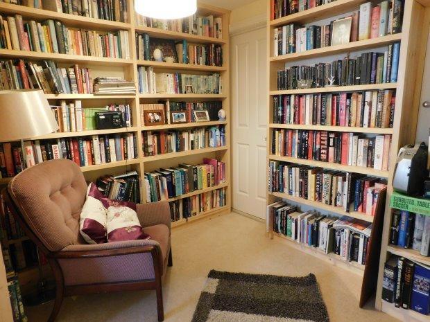 Lower floor study