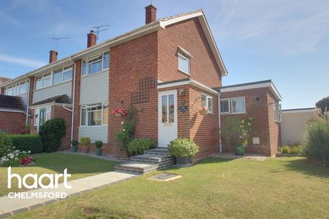 3 bedroom end of terrace house for sale - Westway, South Woodham Ferrers