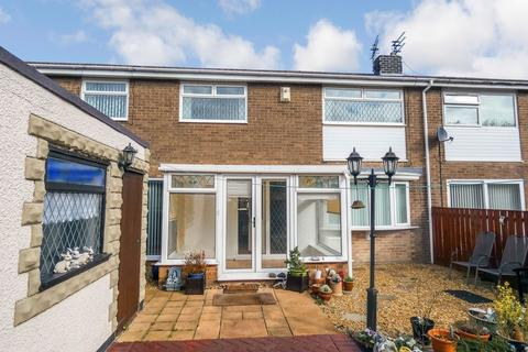 3 bedroom terraced house for sale - Cheshire Close, Ashington, Northumberland, NE63 8QE