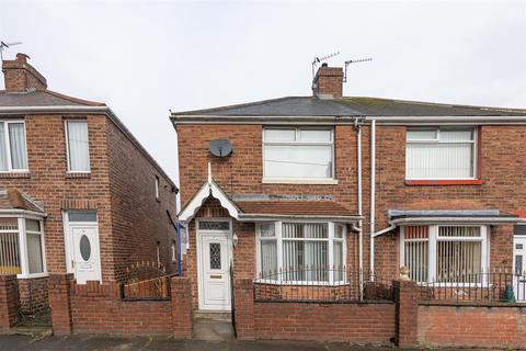 2 bedroom semi-detached house for sale - Northfield View, Consett, DH8 6AW