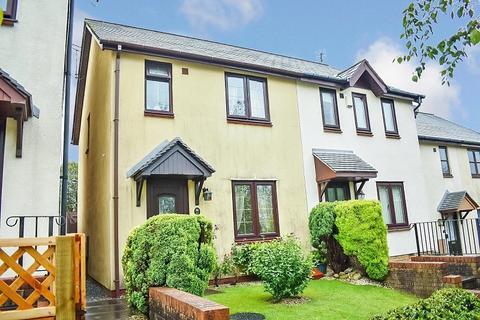 2 bedroom end of terrace house for sale - Trem-y-dyffryn, Broadlands, Bridgend. CF31 5AP
