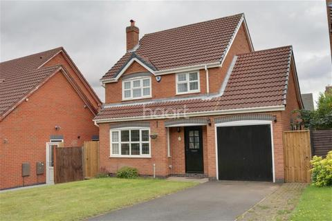 4 bedroom detached house to rent - Gunnersbury Way, Nuthall NG16