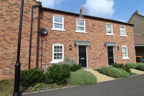 2 bedroom terraced house to rent - Baker Drive, Kempston, MK42