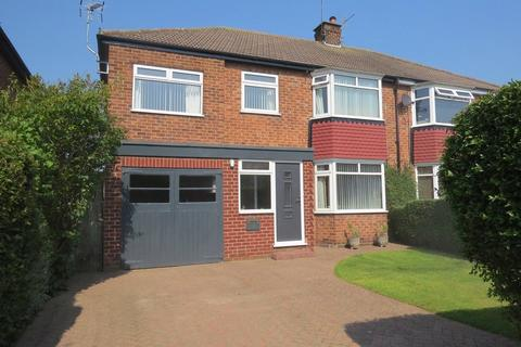 4 bedroom semi-detached house for sale - Lynmouth Road, Norton, Stockton-On-Tees