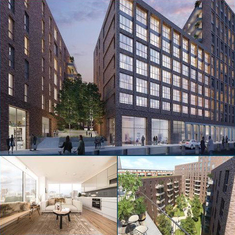 1 bedroom flat for sale - Timber Yard, Pershore Street, Birmingham City Centre, West Midlands, B5