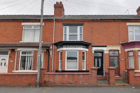 3 bedroom terraced house for sale - Electricity Street, Crewe