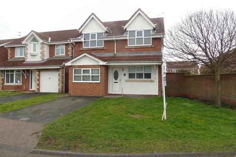 3 bedroom detached house to rent - Priory Grange, Blyth, Northumberland, NE24 5BB