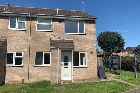 1 bedroom terraced house to rent - Dunmore Close, , Lincoln, LN5 8TN