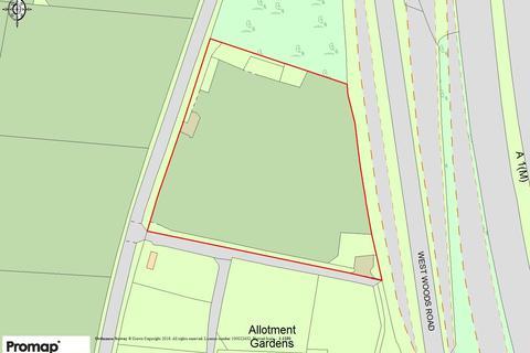 Farm for sale - Land At Bramham, Bramham, Wetherby, West Yorkshire, LS23
