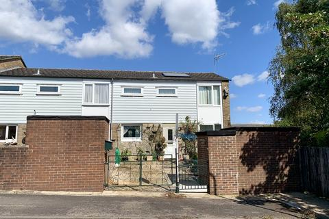 3 bedroom end of terrace house for sale - Binstead Close, Southampton