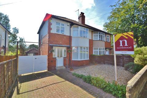 3 bedroom semi-detached house to rent - Stainburn Road, Moortown, Leeds, LS17 6NL