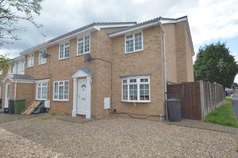 4 bedroom end of terrace house for sale - Juniper Crescent, Witham, CM8 2NX