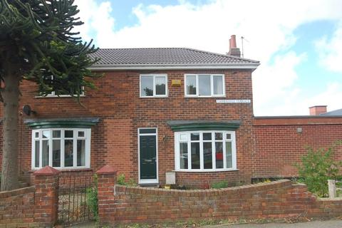 3 bedroom end of terrace house to rent - Cambridge Terrace, Bowburn