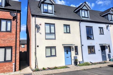 4 bedroom end of terrace house for sale - Haven Walk, Barry