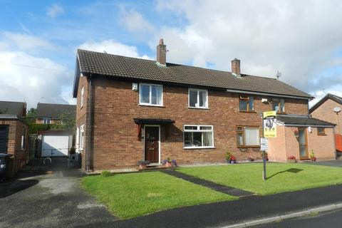 3 bedroom semi-detached house for sale - Glebeland, Culcheth, Warrington, Cheshire, WA3 4DX