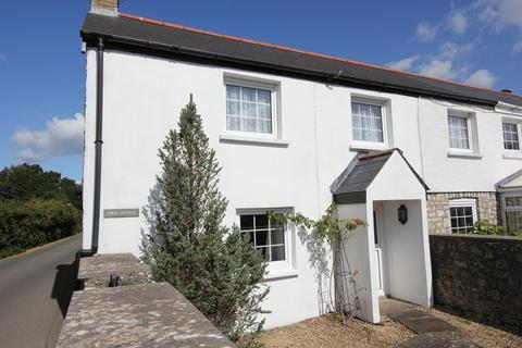 2 bedroom semi-detached house for sale - Forge Cottage, Llanmaes