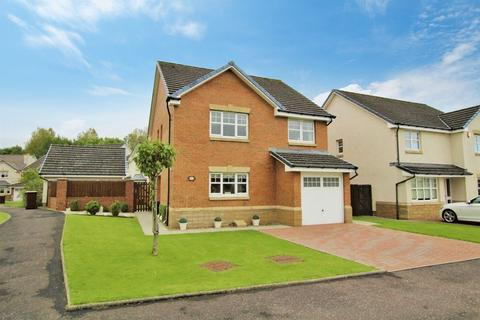 4 bedroom detached villa for sale - Lochnagar Road, Motherwell