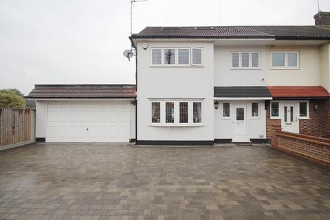3 bedroom end of terrace house for sale - Trafalgar Road, Rainham, RM13