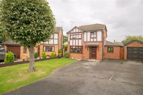 3 bedroom detached house for sale - Keats Close, Hawarden, Deeside