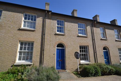 3 bedroom terraced house for sale - Reeve Street, Poundbury, Dorchester