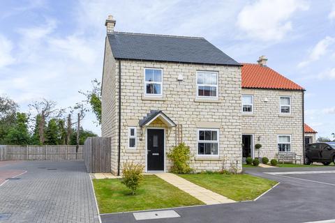 3 bedroom link detached house for sale - Cavendish Court, Slingsby, York, YO62 4BN