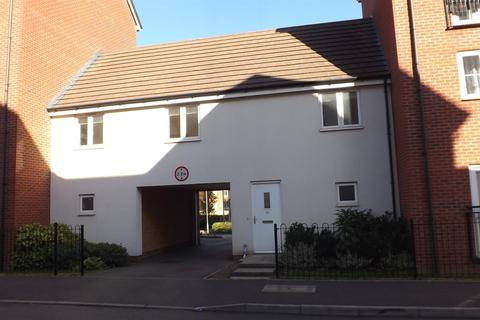 1 bedroom apartment to rent - Poppleton Close, Coventry, CV1 with Garage