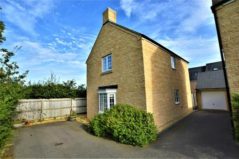 3 bedroom detached house for sale - Sycamore Close, Kings Cliffe, Peterborough