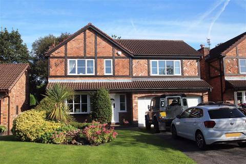 5 bedroom detached house for sale - Thistlewood Drive, Wilmslow