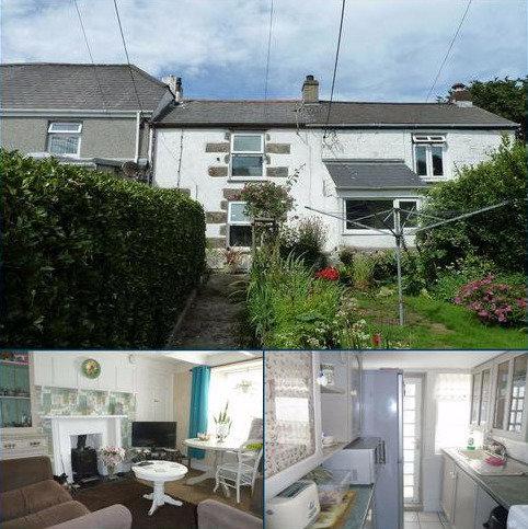 2 bedroom terraced house to rent - Brea, Camborne, TR14