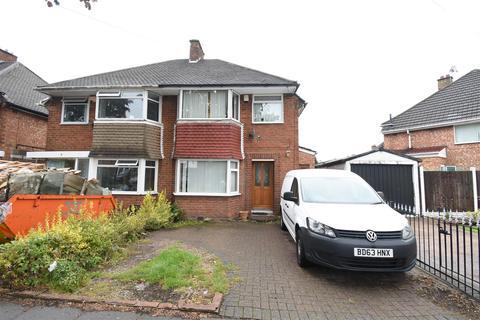 3 bedroom semi-detached house for sale - Fowey Road, Birmingham