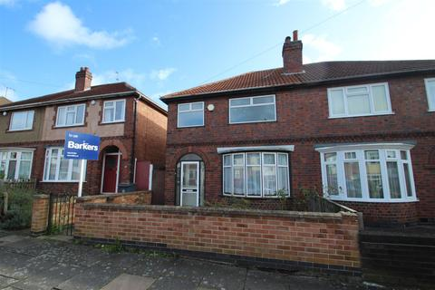 3 bedroom semi-detached house for sale - Raeburn Road, Leicester