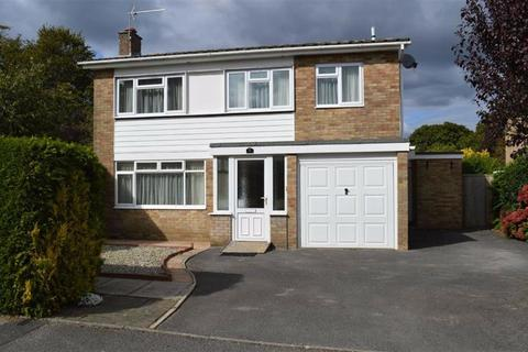4 bedroom detached house for sale - Chichester Walk, Wimborne, Dorset