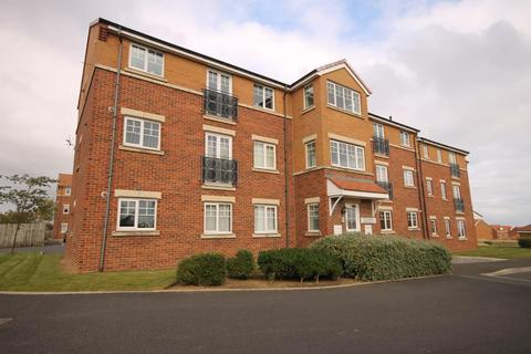2 bedroom apartment to rent - Strawberry Apartments, Bishop Cuthbert, Hartlepool