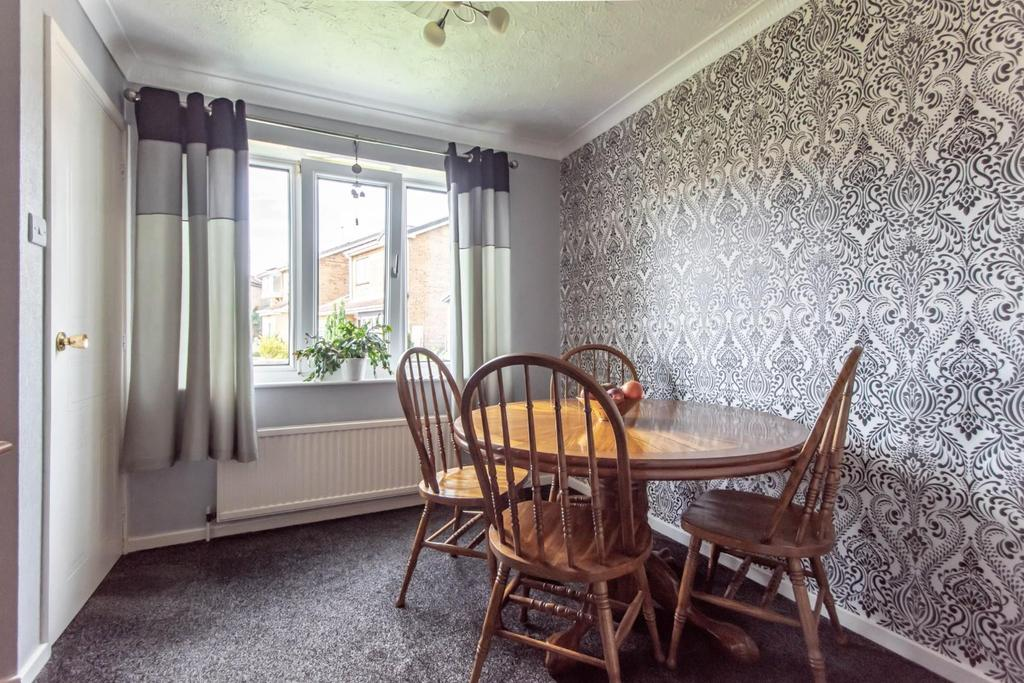 Marigold Close Selby 3 Bed Detached House For Sale 163 220 000